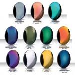 E-Mirror- kolory powłok lustrzanych - luster